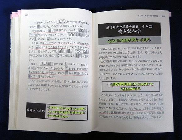 魔神の読み 本の中身