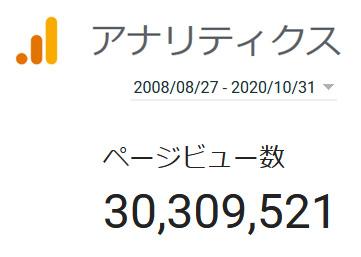 麻雀の雀龍.com 累計 3,000万PV